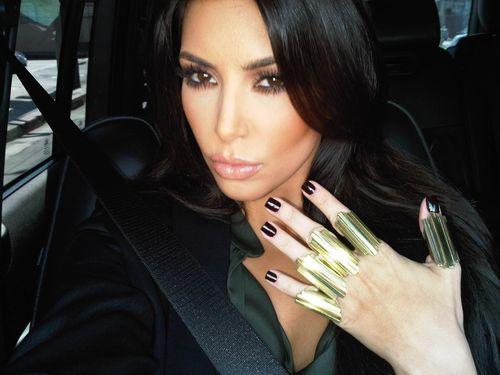 Kim kardashian twitter pic 1