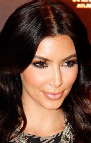 Kim Kardashian visits The Pool After Dark At Harrah's resort 8