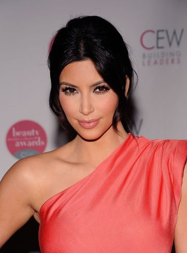 Kim Kardashian at Cosmetic Executive Women Beauty Awards 14