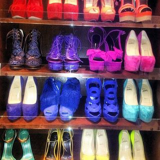Kim Kardashian Shoe Collection Pics b
