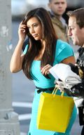 Kim Kardashian at New York Today show