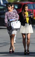 Kim Kardashian Style on Easter Day Visit