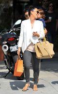 Kim & Kourtney Kardashian Enjoy Shopping at Malibu a