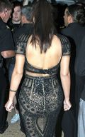 Kim Kardashian in Emilio Pucci Dress
