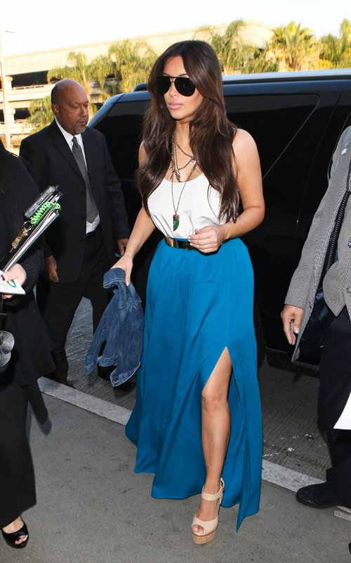 Kim Kardashian Fashion Pics c