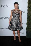Kim Kardashian at Valentino 50th Anniversary Store Opening b