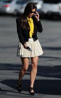 Kim Kardashian Style on Easter Day Visit b