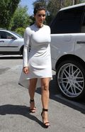 Kardashian Sisters at Sherman Oaks d