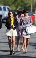 Kim Kardashian Style on Easter Day Visit a