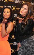 Kim Khloe Kardashian Kris Jenner appearing at Woodfield Mall c