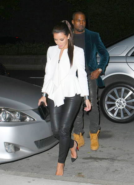 Kim kardashian fashion blog c