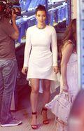 Kardashian Sisters at Sherman Oaks h