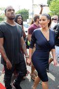 Kardashian Family at LA California DASH Boutique Launch b
